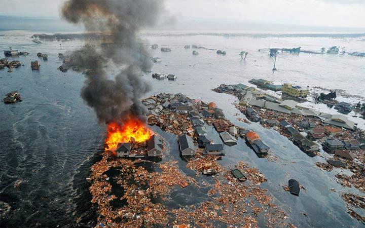 일본지진...... 그저 허무할 뿐