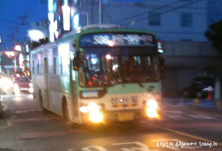대구 508번 시내버스