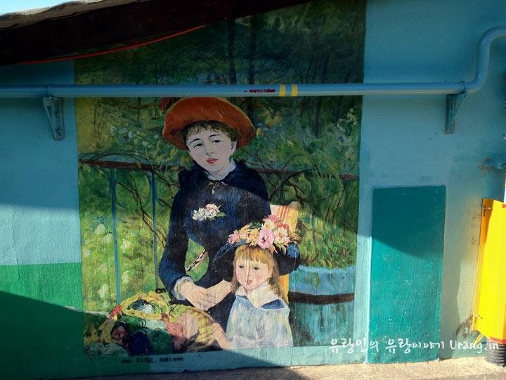 르느와르의 테라스에서 1881