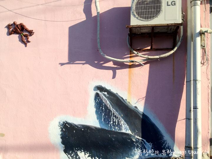 고래에게 쫓기는 남자