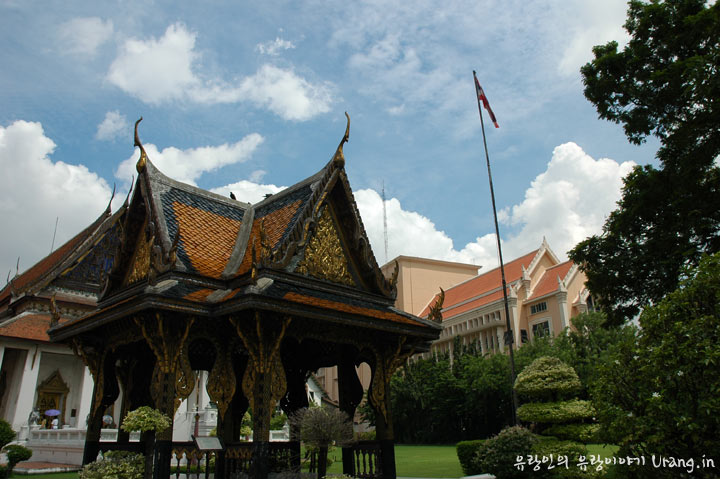 방콕 국립 박물관(Bangkok National Musium)