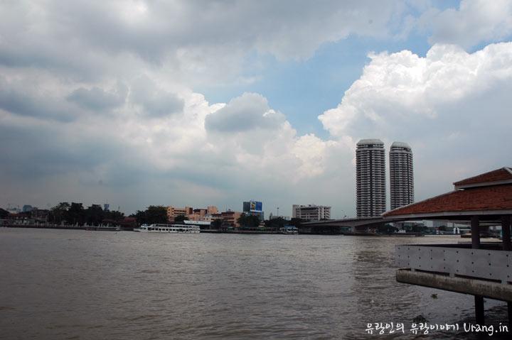 방콕 치오프라야강