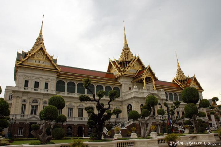 태국의 왕궁(The Grand Palace)