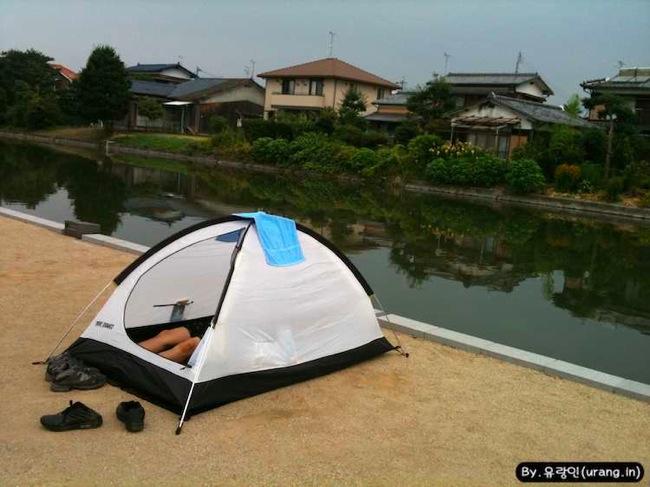Japan camping1