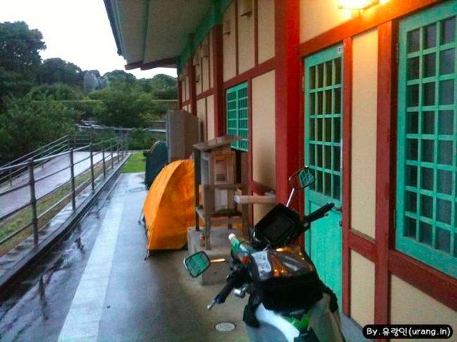 Japan camping michi no eki1