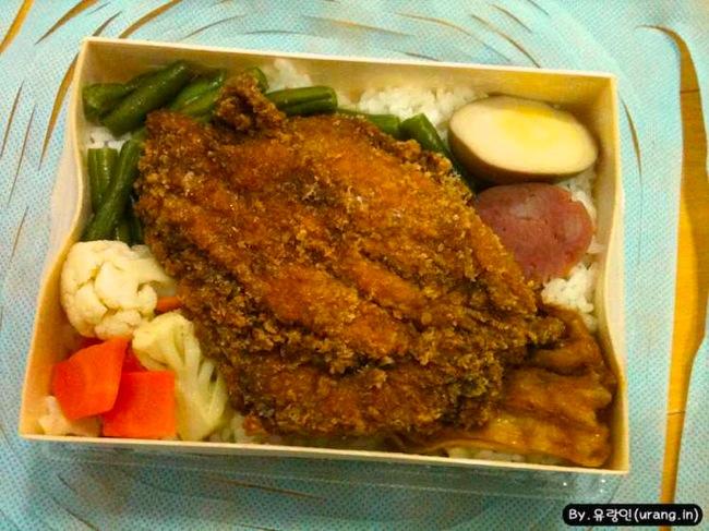 Tiwan lunch box