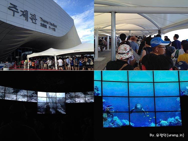 Yeosu Expo Theme Pavilion