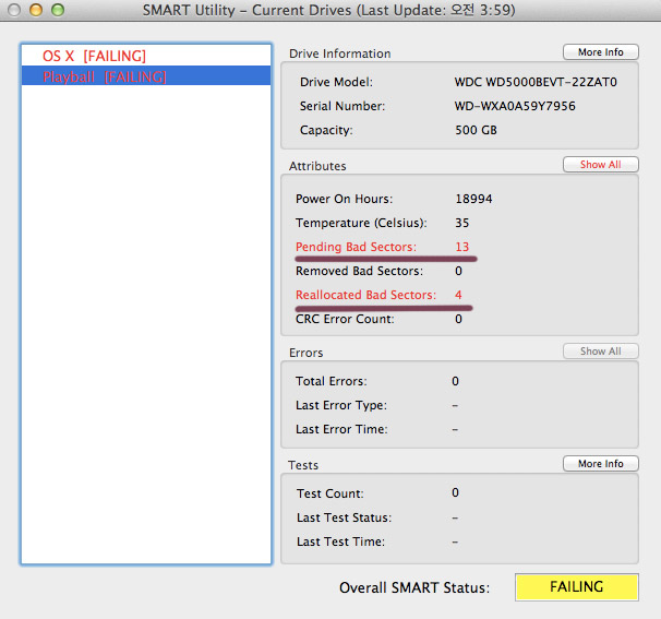 MAC HDD SMART CHECK 04