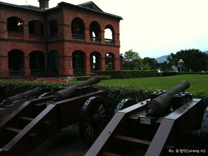 스페인이 대만에 설치한 산토 도밍고 포대