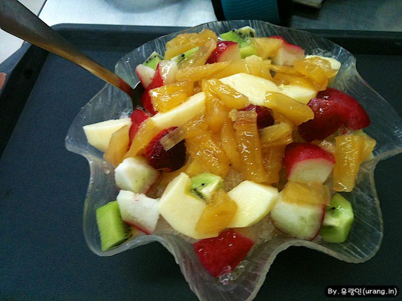 Taiwan Fruit sherbet