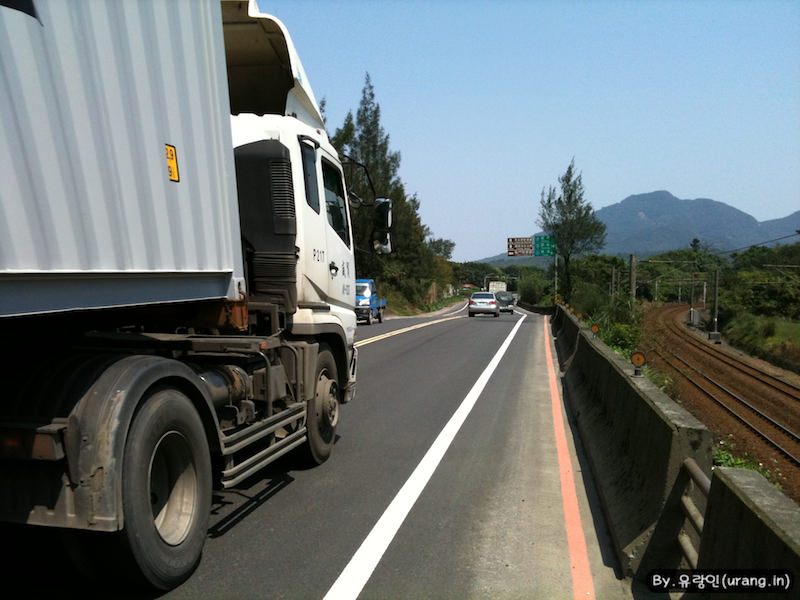 Terrible Truck Driver in taiwan