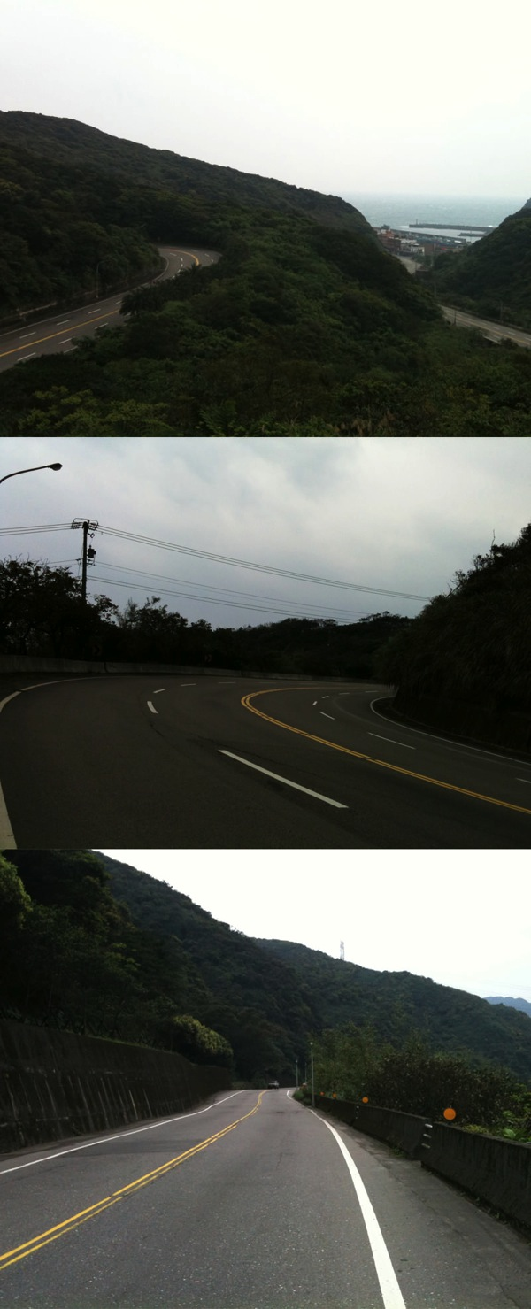 Yehliu to keelung road2