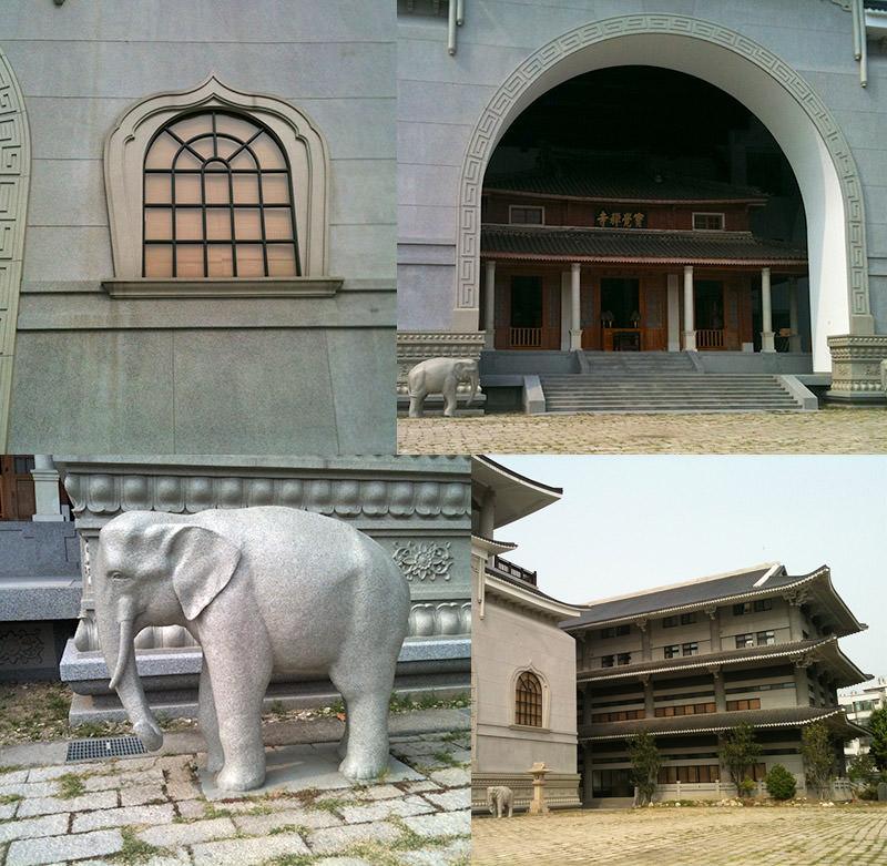 Taichung Strange temple