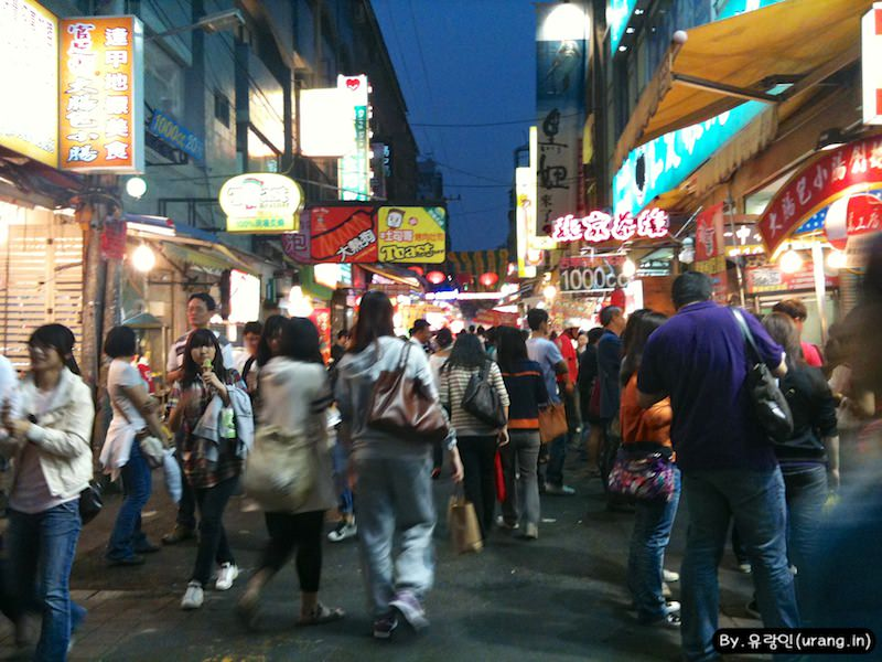 Taiwan taichung Night Market 5