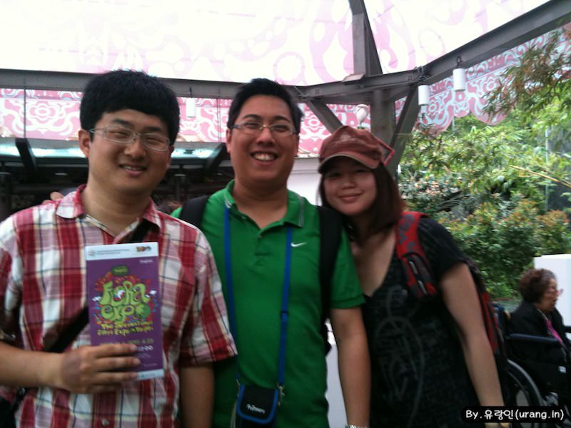 Urangin with LeiDong Couple in taiwan