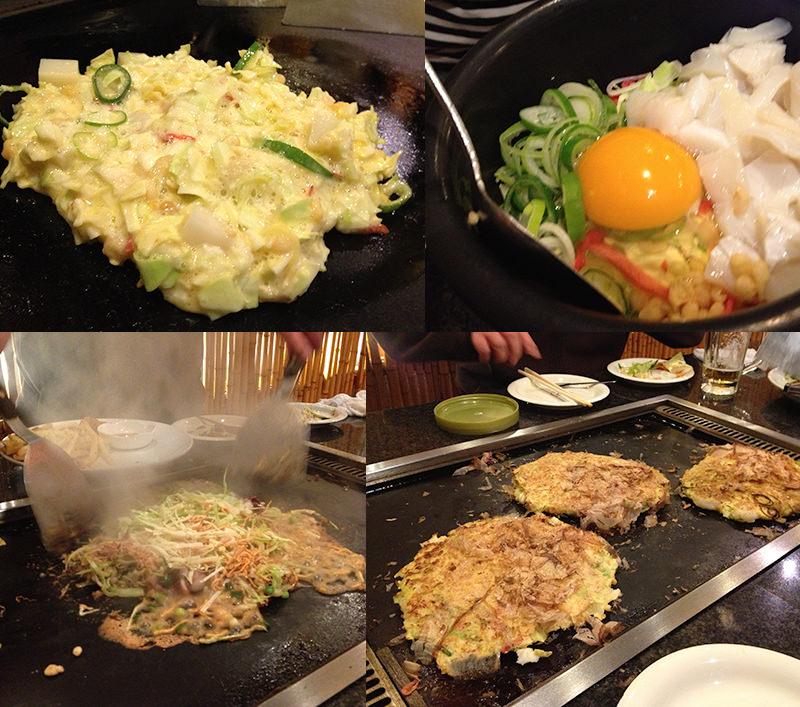 Happy Dinner time in tokyo1