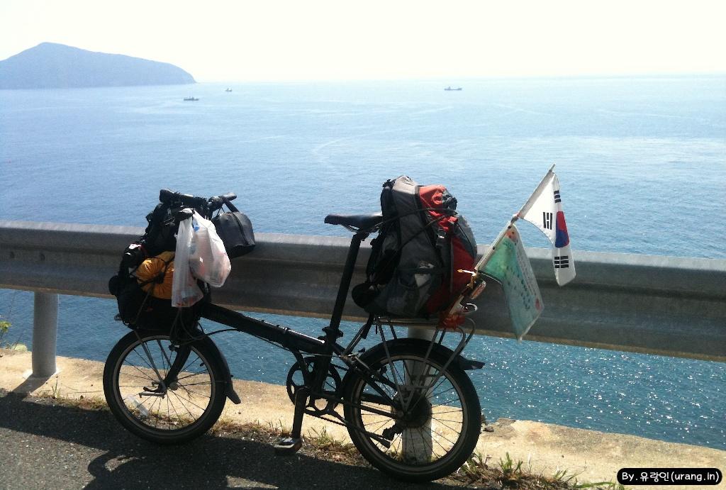 서일본 자전거 여행