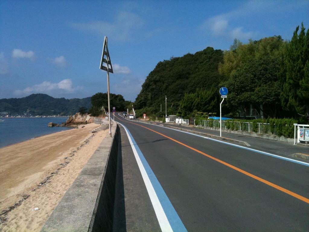 오노미치 무카이시마 (尾道、向島)
