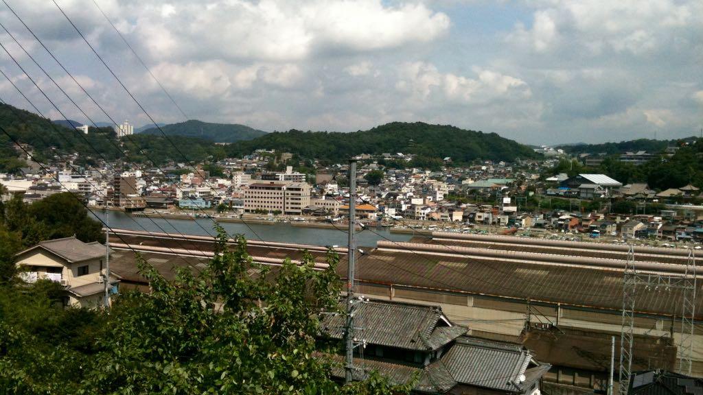 시마나미 해안도로 종점 (しまなみ海道、終点)