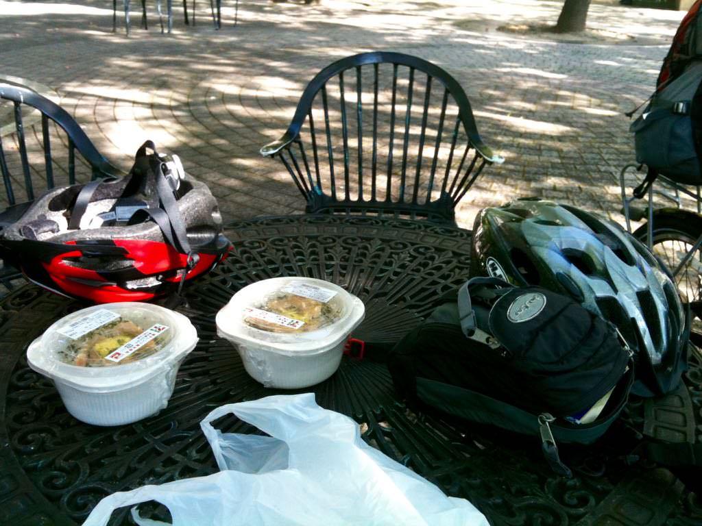 대학교에서 먹은 아침