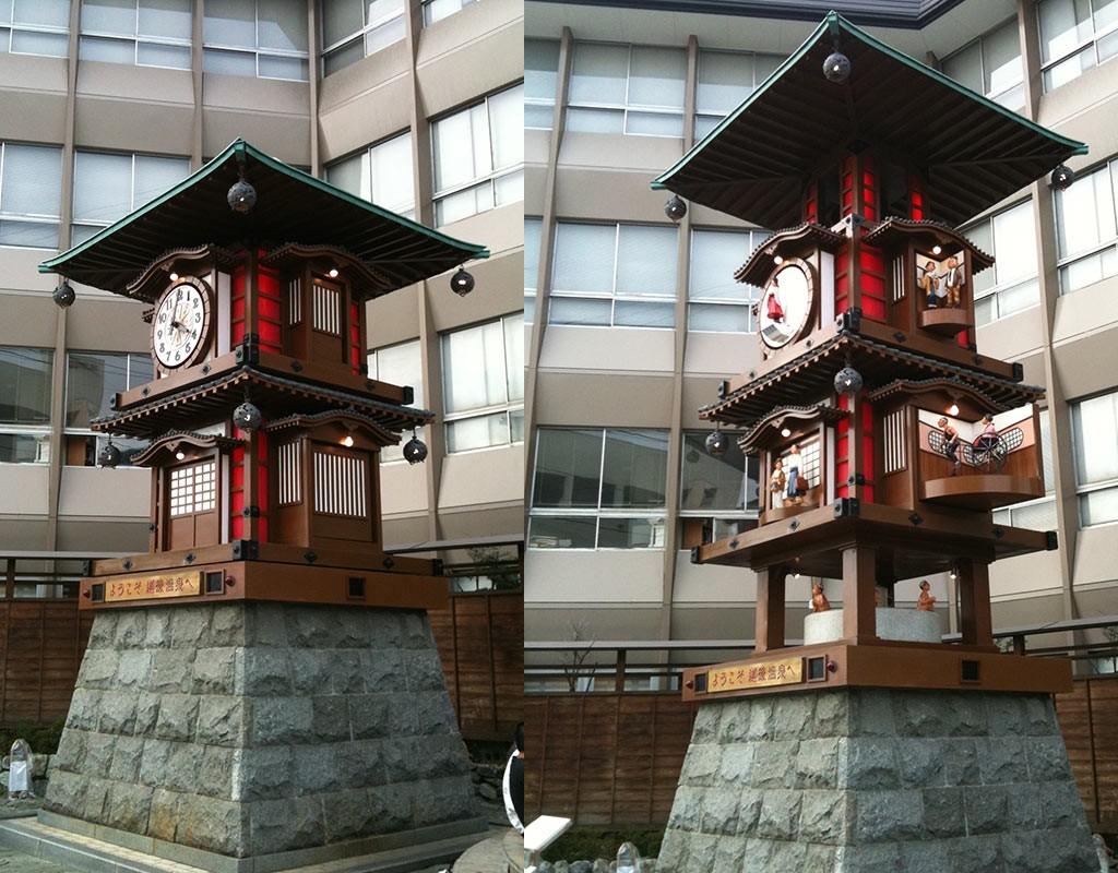 마쓰야마 시계탑