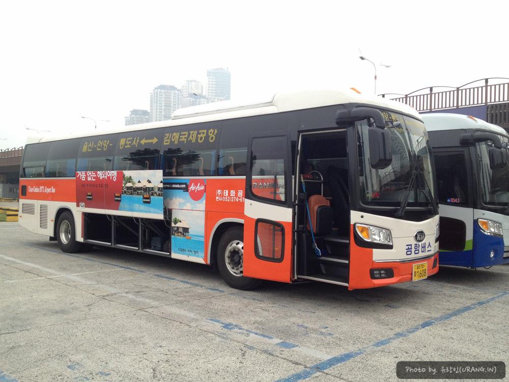울산 김해공항 버스
