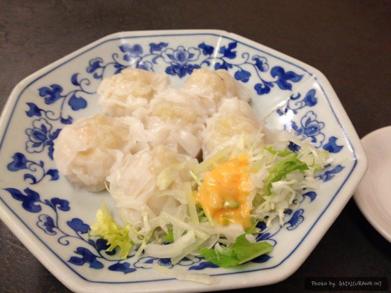 일본식 중화요리