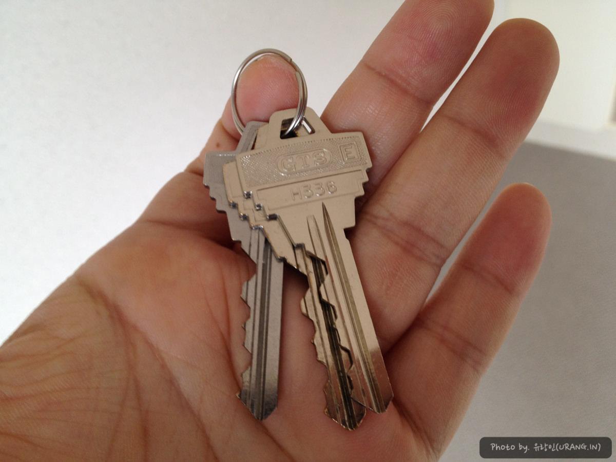 일본 집 열쇠