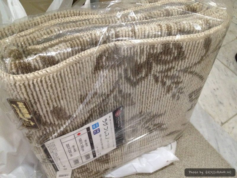 다다미 6장용 카펫